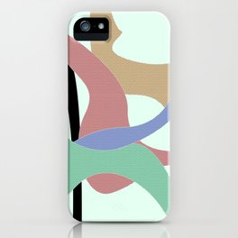 Relations iPhone Case