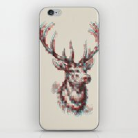 pride iPhone & iPod Skins featuring Pride by Heinz Aimer