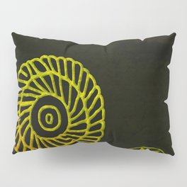 Wheels  from the Past Pillow Sham