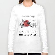 Ducati 1199 Panigale - Original drawing | gift for men and bikers Long Sleeve T-shirt