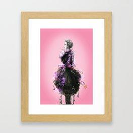 Faith (2011) Framed Art Print