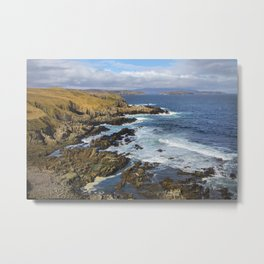 North Coast. Metal Print