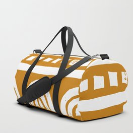 Tribal Rainbows Duffle Bag
