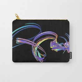Ribbon and Bow Carry-All Pouch