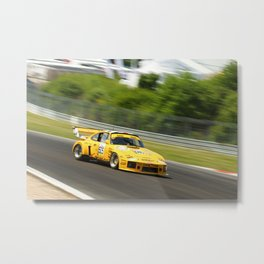 Kremer Porsche 935 K1 at the Nurburgring  Metal Print