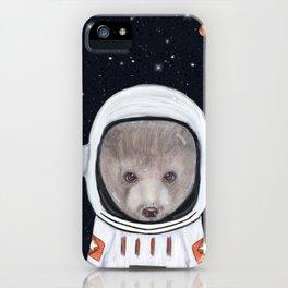little space bear iPhone Case