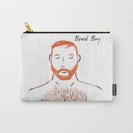 Beard Boy Flame 1 Carry-All Pouch