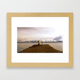 Carlitos Framed Art Print
