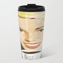Vintage poster - Coffee Travel Mug