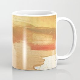 Peru colored watercolor design Coffee Mug