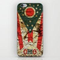 ohio iPhone & iPod Skins featuring OHIO by Bili Kribbs