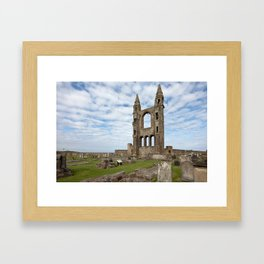 St Andrews Cathedral Framed Art Print