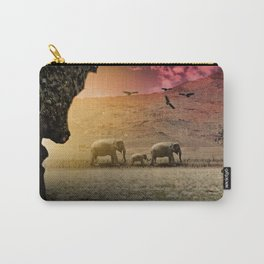 Stalking nature Carry-All Pouch
