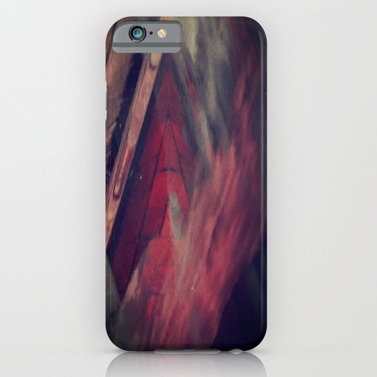 Pyramid Ablaze  iPhone & iPod Case