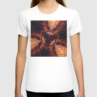 industrial T-shirts featuring Industrial Labyrinth by Phil Perkins