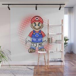 It's ME, Mario !  Wall Mural