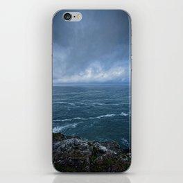 The Tempestuous Sea iPhone Skin