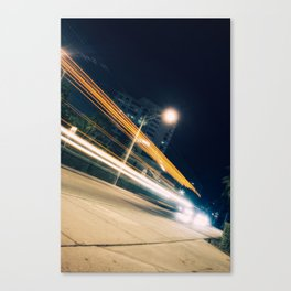 Here, there and everywhere Canvas Print