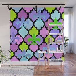 Moroccan and FDL Wall Mural