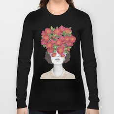 The optimist // rose tinted glasses Long Sleeve T-shirt