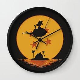 孫悟空 (Son Gokū) Wall Clock