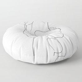 poigne Floor Pillow