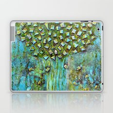 Turquoise home Laptop & iPad Skin