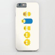 The Simpsons iPhone 6s Slim Case