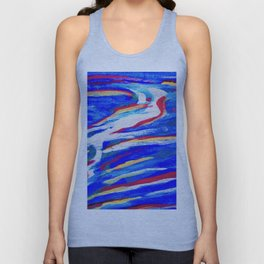 Ebb and Flow Unisex Tank Top