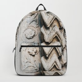 Gothic Sculpture Art Decoration III Backpack
