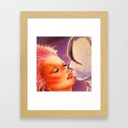 ChromeLove Framed Art Print