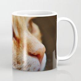 cat face 4 Coffee Mug