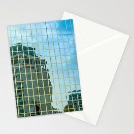Reflections of Auckland Stationery Cards