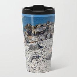 Forgive the Past Travel Mug
