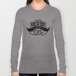 The Mustache Appeal  Long Sleeve T-shirt