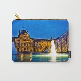 Palais du Louvre II Carry-All Pouch