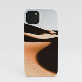 Curves of the Sahara Desert iPhone Case