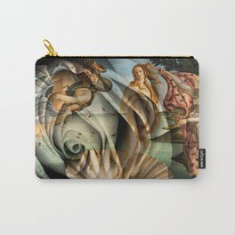 Venus Rose Carry-All Pouch