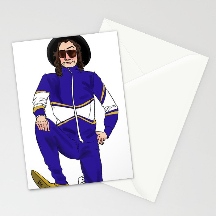 snl Harry Stationery Cards