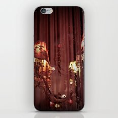 Torn and Frayed iPhone & iPod Skin