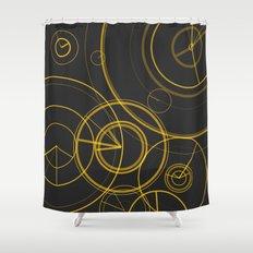 The inner works 2 Shower Curtain