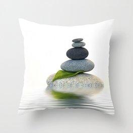 Balance And Harmony Throw Pillow