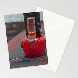 Oil Tank Gauge Stationery Cards