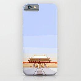 Forbidden City, Beijing, China iPhone Case