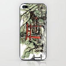 Yoshida Jinja iPhone & iPod Skin
