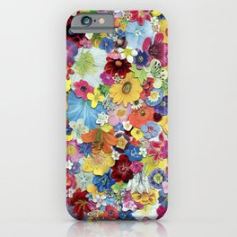Flowers 3 iPhone Case