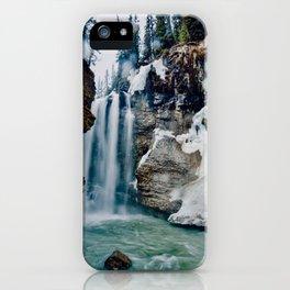 Johnston Canyon Pt.2 iPhone Case