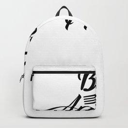 Tote Bag Design Bon Apetit Backpack