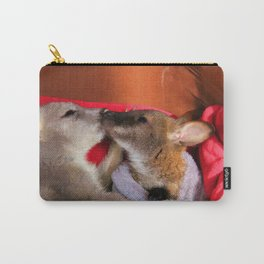 First Love  - Wallaby Babies Carry-All Pouch