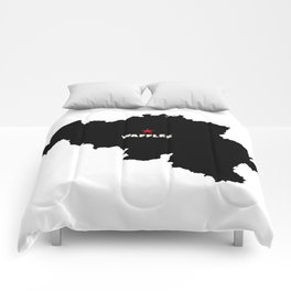 Capital of Belgium Comforters